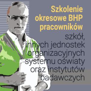 Szkolenie BHP dla pracowników szkół