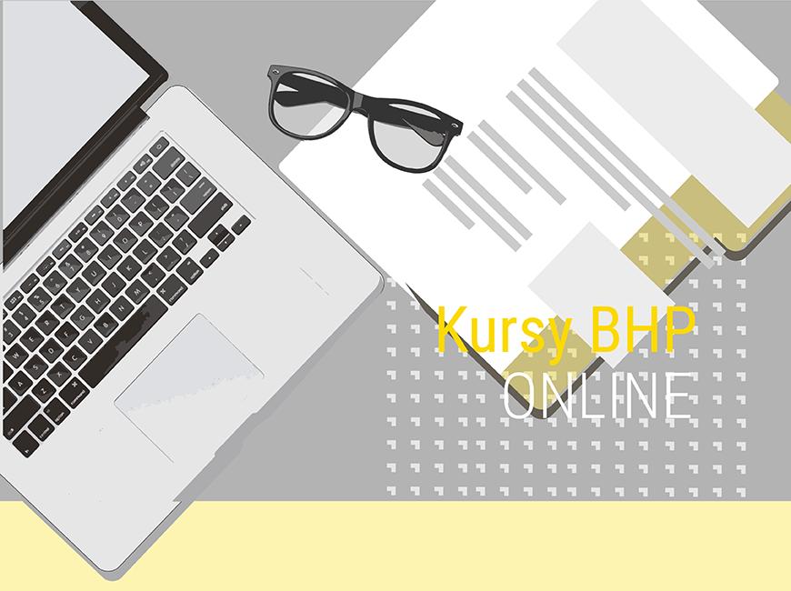 Kursy BHP online